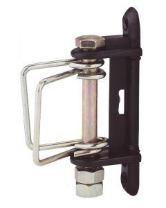 Hofman Insulator Corner + bracket for Ribbon