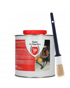 Hofman Flytec Fly Trap Glue with brush