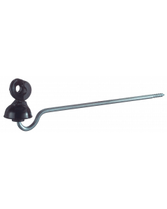 "Insulator Cord ""ideal"" handle 22 cm Zwart"