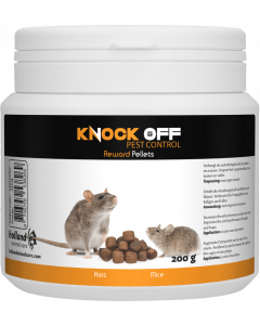 Knock Off Reward Pellets for mice & rats