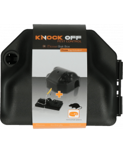 Knock Off Food Box Mouse incl. Mouse clip + key
