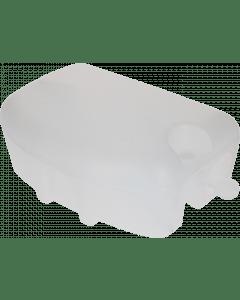 Hofman Feed box Atlantis rat Transparent with key