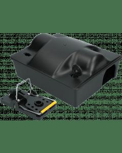 Hofman Feed box Rat Dual bait incL Rat clamp