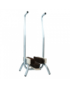 Hofman Footsweeper with hand rest