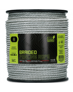 ZoneGuard 6 mm braided fence cord