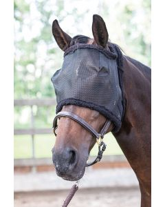 Harry's Horse Fly mask without ears black