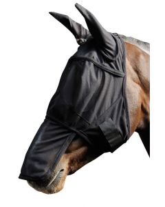 Harry's Horse Fly mask with ears and nose piece
