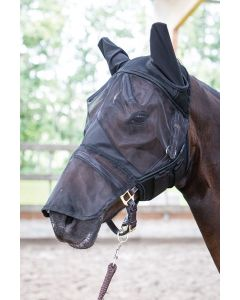 Harry's Horse Fly mask Flyshield with nose piece