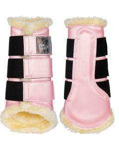 Harry's Horse Leg protectors Flex Trainer Pink Passion