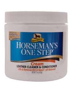 Absorbine Leather Cream Absorbine Horseman'sOne Step 425g