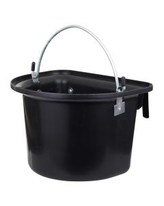 Premiere Stalemmer Premiere semi-circular plastic with brackets and handle