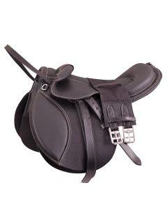 Premiere Pony saddle complete