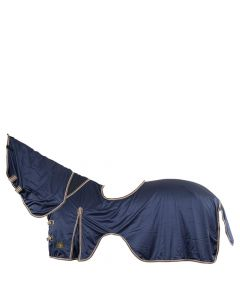BR fly rug with fixed neck and saddle opening Ambiance