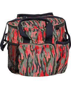 Harry's Horse Grooming bag Diva Camo with brush set