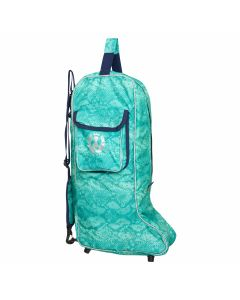 Imperial Riding Boot bag IRHShiny Snake