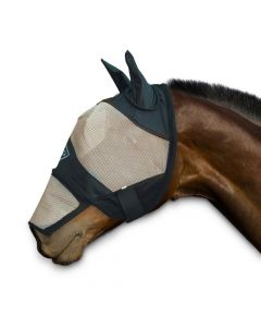 Sectolin Chetaime Fly mask with ears and detachable nose