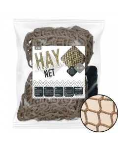 Excellent Hay Slowfeeder net 10 kg (5 mm thick, mesh size 45 mm)