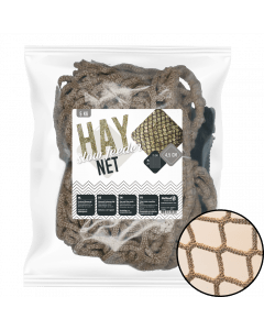 Excellent Hay Slowfeeder net 5 kg (5 mm thick, mesh size 45 mm)