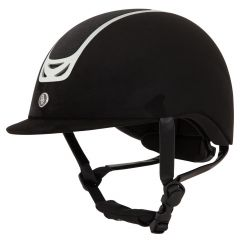 BR Helmet Volta microfiberm / glitter top VG1