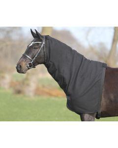 QHP Loose fleece neck