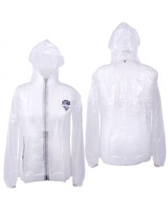 QHP Raincoat transparent 12 years