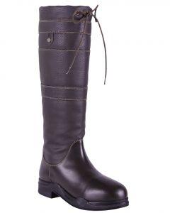 QHP Outdoor boot Blake Dark brown