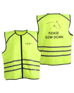 QHP Reflection vest Yellow