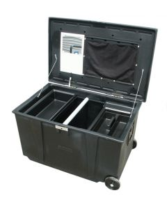 Hofman Sportote Mobile storage box Prof black