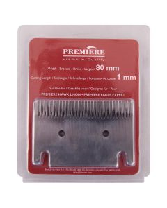 Cutting blade Premiere shaving machine1mm (80mm to hogting blade)