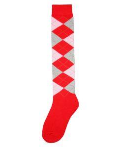Hofman Knee Socks RE 43/46 Red