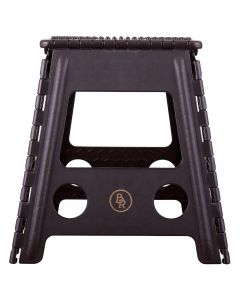 Step stool BR plastic foldable 29x22x39cm