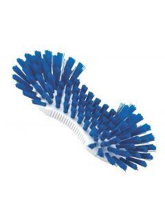 Hofman Scrub brush cook resistant blue