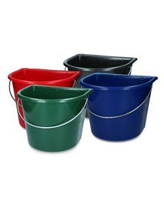 Hofman Bucket with flat side 15 l