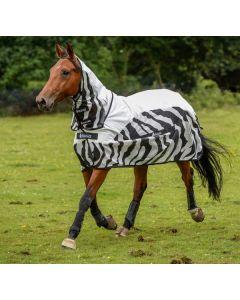 Bucas Buzz-off Rain Zebra
