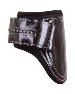 Imperial Riding Fetlock riding boot straps Shiny Sparkling