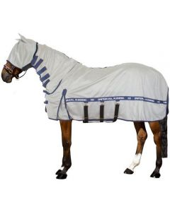 Imperial Riding Fly UV rug with neck, mask and belly flap