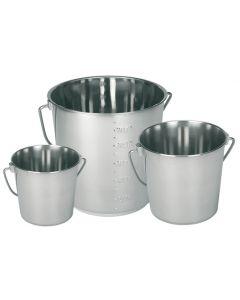 Hofman Bucket RVS