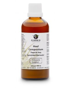 Sectolin Hoof Compositum Horse & Pony - The Green Ox 100 ml