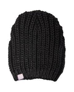 Hat Let Me Shine Black 1 size