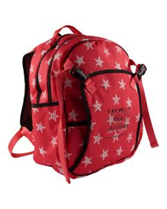 Backpack Star Icon Diva pink 1 SIZE