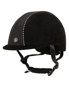 BR Riding helmet Delta Crystal