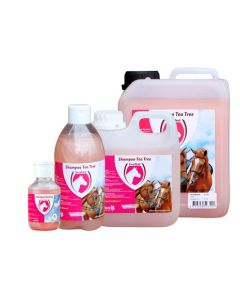 Hofman Shampoo Tea Tree Horse