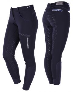 QHP Riding breeches softshell Emma anti-slip seat