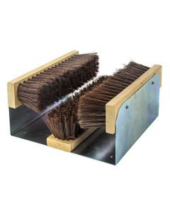 "Hofman Feet Sweeper ""Boot Cleaner"" (low model)"