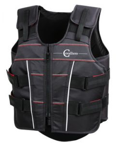 Hofman Safety vest Protecto Light BETA Black