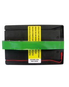 PFIFF Alkaline Battery 9V/165 AH