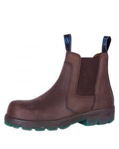 BR ComfortLine Burly Nubuck work shoes