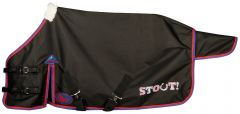 Harrys Horse Rain rug Stout Black