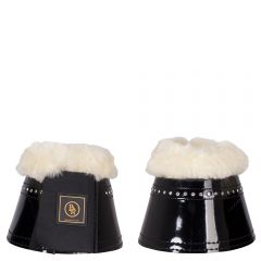 BR overlay shoes Glamor Lacquer Sheepskin