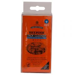 Leather sheets CDM Belvoir Tack Cleaner Wipes 15st.